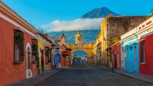 Santa Catalina en Antigua Guatemala