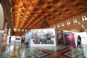 museo nacional en Guatemala