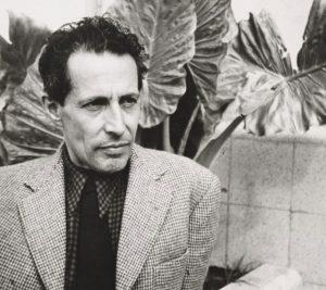 EL artista guatemalteco Carlos Mérida
