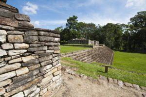 Las ruinas mayas de Quiroguá